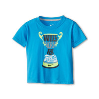 Nike Kids Will Work for Trophies Tee (Toddler) Vivid Blue - 6pm.com