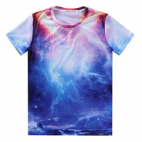 Galaxy Space Nebula Shirt