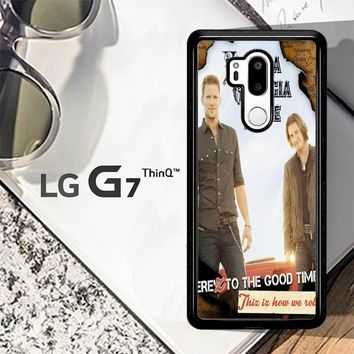Florida Georgia Line X0353 LG G7 ThinQ Case