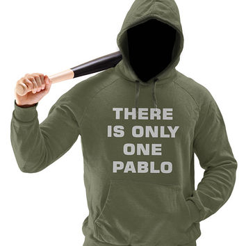 Anti Social Social Club Hoodie, Only One Pablo,Anti Social Social Club