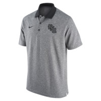 Nike College Gridiron Grey (Florida State) Men's Polo Shirt