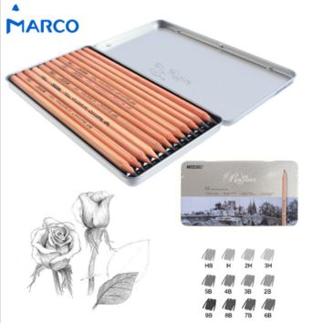 Marco Sketching Pencils (12 Box)