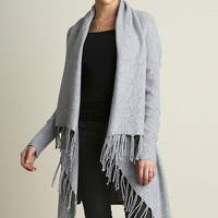 The Madison Fringe Cardigan