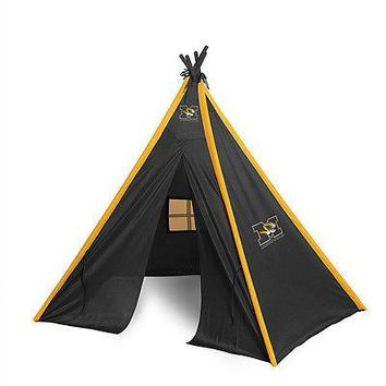 Missouri Tigers Teepee Play Tent