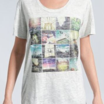 Insta BK - Women's Graphic T-Shirt  in  Graphic Tees Women New T-Shirts at Brooklyn Industries