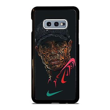 TIGER WOODS NIKE PORTRAIT Samsung Galaxy S10e Case Cover