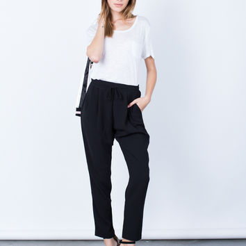 Timeless Drawstring Pants