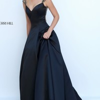 Beaded Ball Gown by Sherri Hill