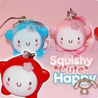 Kawaii Squishy *Cute* Happy Charms