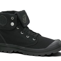 Baggy Canvas - BLACK/BLACK - Footwear - Women