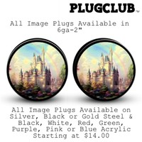 KINGDOME COME Plugs | Body Jewelry | Plug Club