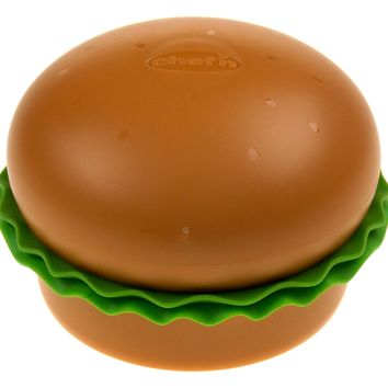 Chef'n Vibe Lot 4 Mini Burger Press 2.5 oz Hamburger Patties Mold Gift