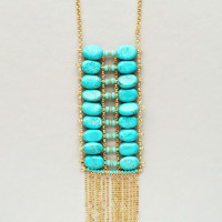 Handmade Egyptian Turquoise Necklace