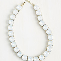 Amplified Adoration Necklace in Pearlescent | Mod Retro Vintage Necklaces | ModCloth.com