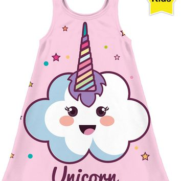 ROCD Everyone's a Unicorn Children's Dress