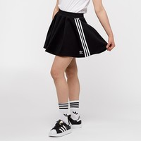 adidas Originals Womens 3 Stripe Skirt - Black