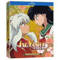 InuYasha: Final Act Set Complete Collection (Blu-Ray)