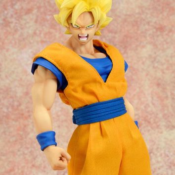 MegaHouse Dragon Ball Z D.O.D Super Saiyan Son Goku