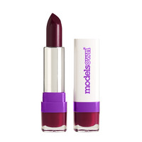 Models Own Burgundy Wine Lipstick