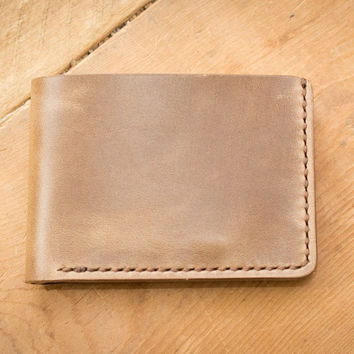 Driftwood Traditional Leather Wallet
