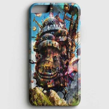 Howls Moving Castle iPhone 6/6S Case