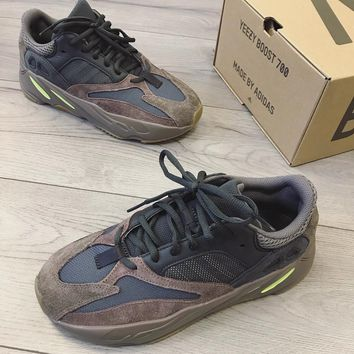 Adidas Yeezy 700 Runner Boost Fashion Casual Running Sport Shoes