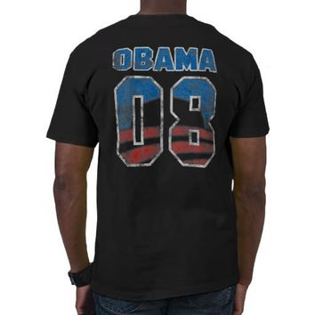 President Barack Obama Tee Shirt from Zazzle.com