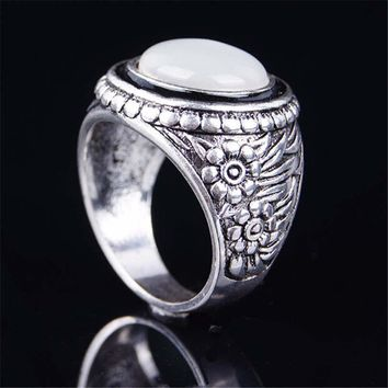 womens mens turkey style silver ring new hot handmade womens love ring lady fashion casual jewelry unique best gift fashion accessories drop shipping girl rings 61 2