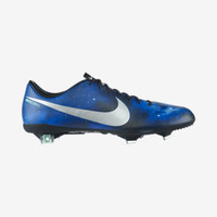 The Nike CR7 Mercurial Vapor IX Men's Firm-Ground Soccer Cleat.