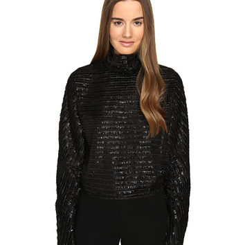 McQ Turtleneck Top