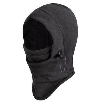 ac DCK83Q Face Mask Winter Cycling Fleece Hats [10250096396]