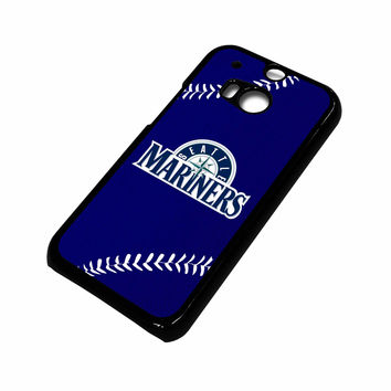 SEATTLE MARINERS HTC One M8 Case Cover