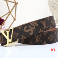 LV Supreme Fashion belt[305659772957]