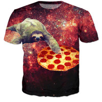 Sloth Pizza