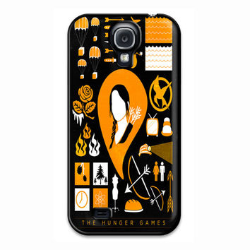 The Hunger Game Symbol Samsung Galaxy S4 Case