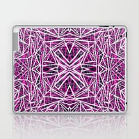 Fragments Laptop & iPad Skin by Claudia Owen