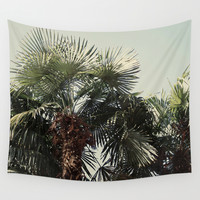 waiting the summer Wall Tapestry by VanessaGF