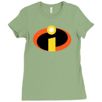 incredibles Ladies Fitted T-Shirt