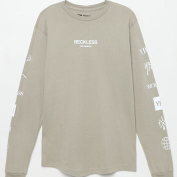 Young and Reckless Head 2 Head Long Sleeve T-Shirt at PacSun.com