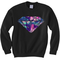 Galaxy Diamond - Hipster Tops