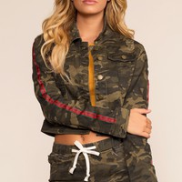 Bae Camp Camo Jacket