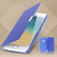 Newest!!! Book Leather Flip Case For Apple Iphone 6 I6 4.7'' Cover Slim Magnetic Body Guard