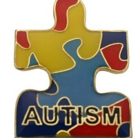 Autism Puzzle Pin Fundraiser 25 Pack