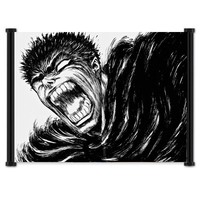 Berserk Anime Fabric Wall Scroll Poster (21