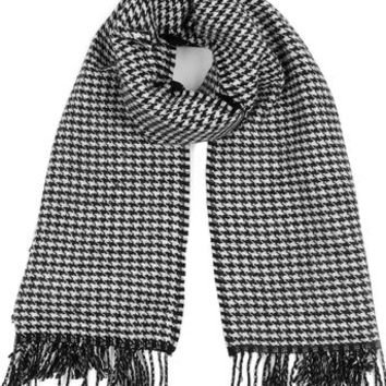 REVERSIBLE MONOCHROME SCARF