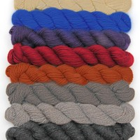 100% Pure Alpaca Yarn - Sport Weight