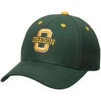 Top of the World Oregon Ducks Triple Conference Adjustable Hat - Green