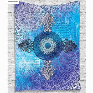 GGGGGO HOME,Graffiti tapestry  Wall Hanging 180cmx146cm SIZE Indian wall tapestry moroccan for home/living room decor