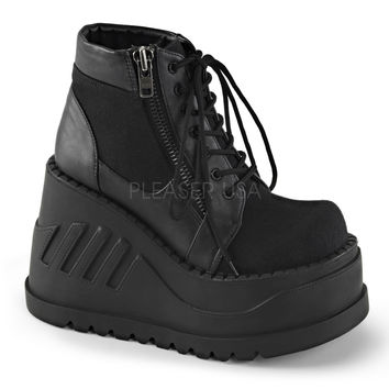 Demonia Stomp 10 Black