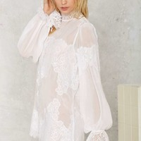 Hot as Hell Queen 4 a Day Lace Dress